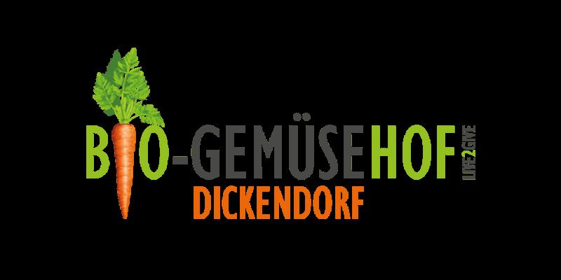 Logo Bio-Gemüsehof Dickendorf